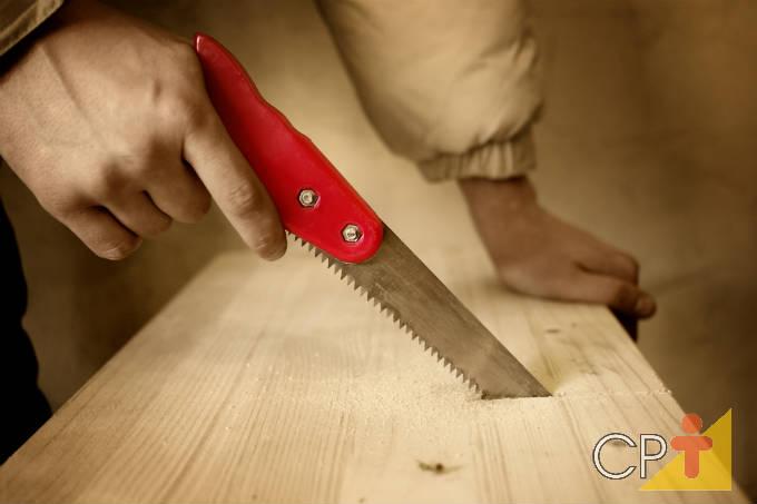 6 ferramentas essenciais à marcenaria