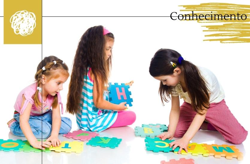 Explique: como as crianças adquirem conhecimento?   Dicas Cursos CPT