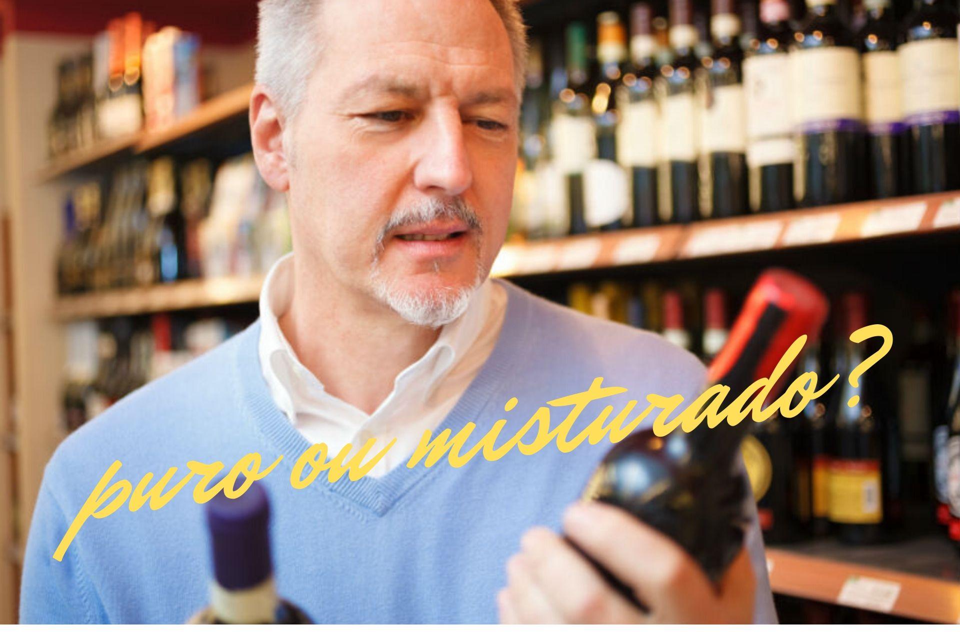 Vinho puro ou misturado. Qual o melhor?    Artigos Cursos CPT