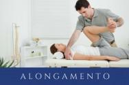 Faça alongamento antes da massagem, o resultado é bem melhor!