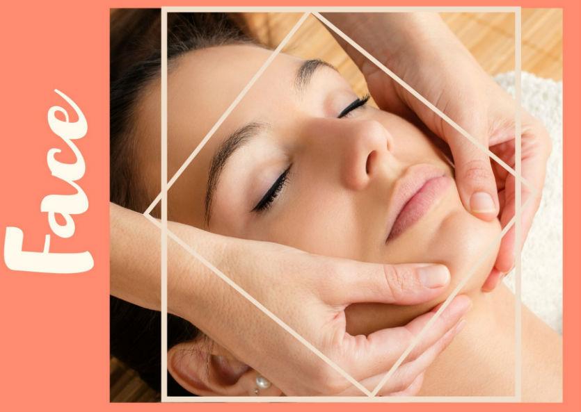 A massagem facial    Dicas Cursos CPT