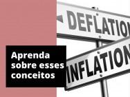 Inflação? Correção monetária? Qual a relação entre esses conceitos?