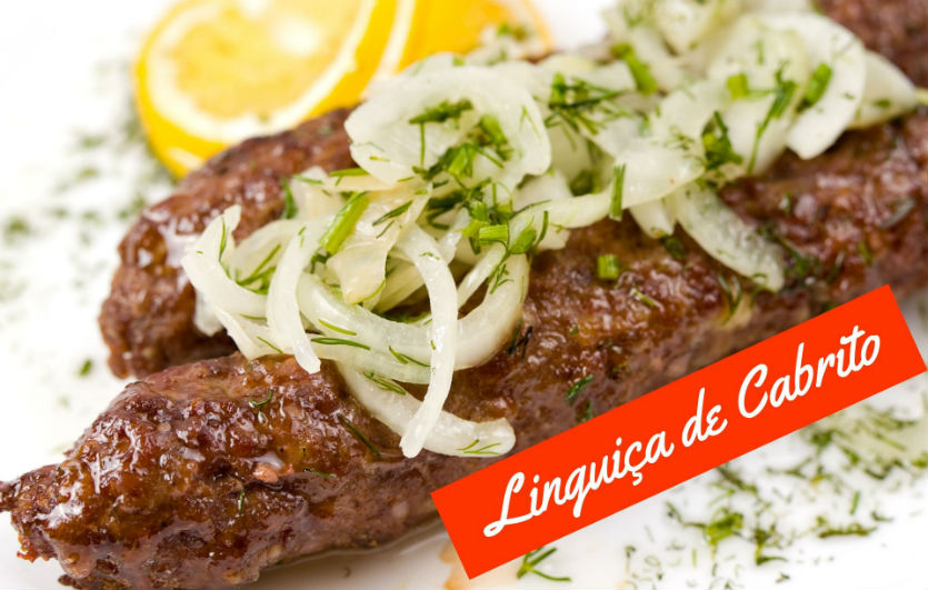 Linguiça de cabrito? Use a carne dos quartinhos!   Artigos Cursos CPT