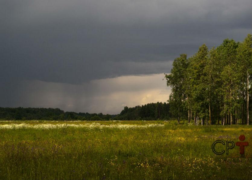 Como começam os temporais? Conheça as chuvas ciclônicas   Artigos Cursos CPT
