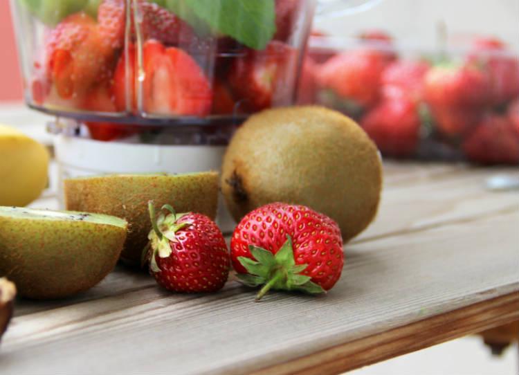 Aumente a renda familiar com polpa de frutas