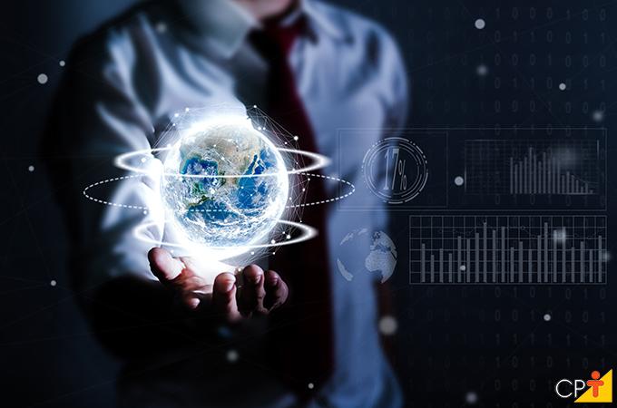 Inteligência artificial - imagem ilustrativa