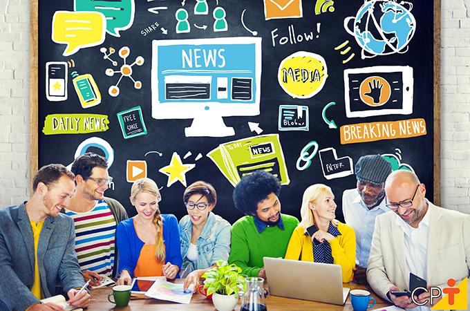 Reunião produtiva - imagem ilustrativa