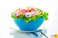 Conheça algumas espécies de flores comestíveis