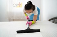 Você sabe limpar colchões? Descubra!