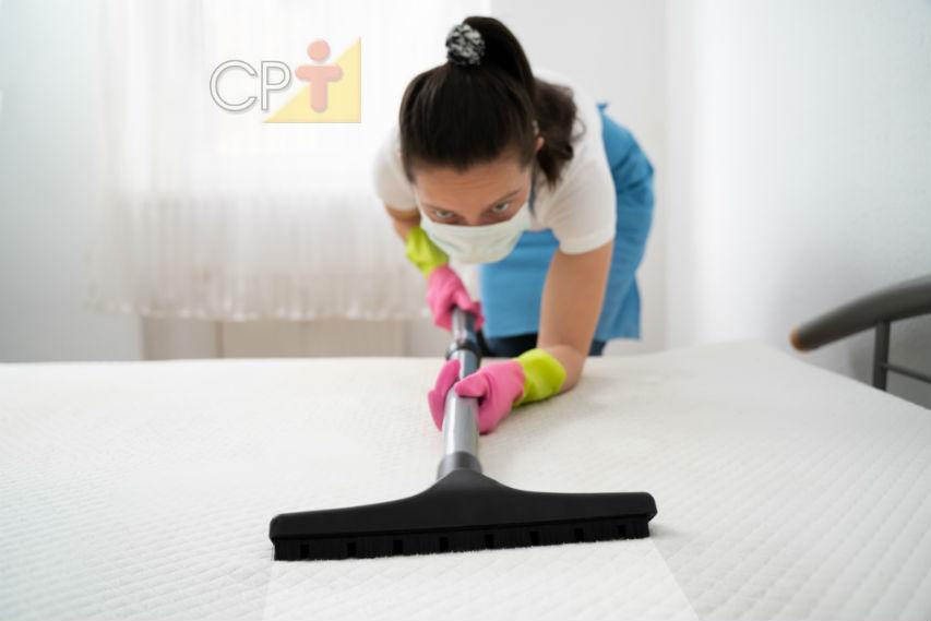 Você sabe limpar colchões? Descubra!   Artigos Cursos CPT