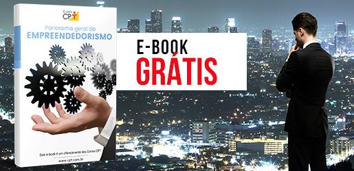 E-book Panorama Geral do Empreendedorismo