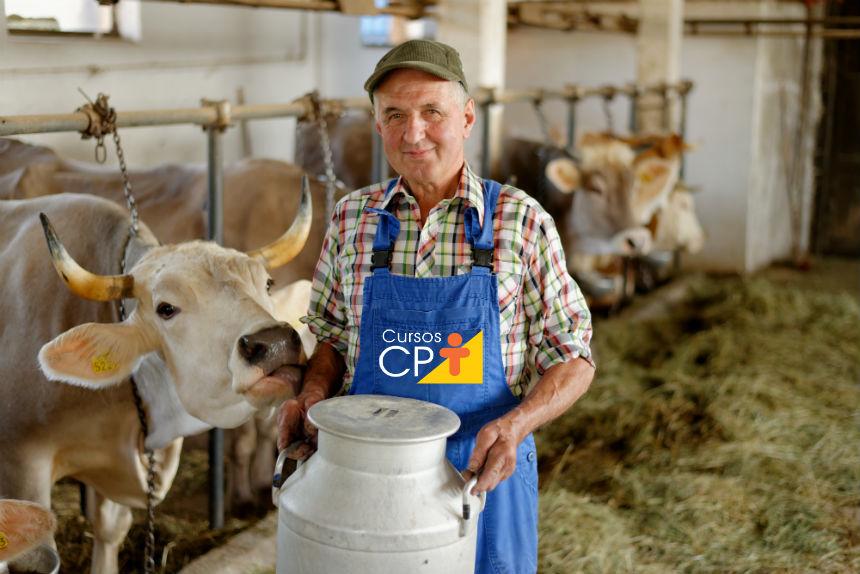 Dica para um leite de qualidade? Mantenha a vaca sadia!   Artigos Cursos CPT