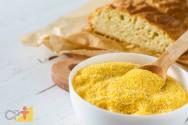 Tipos de farinha de milho mais comuns