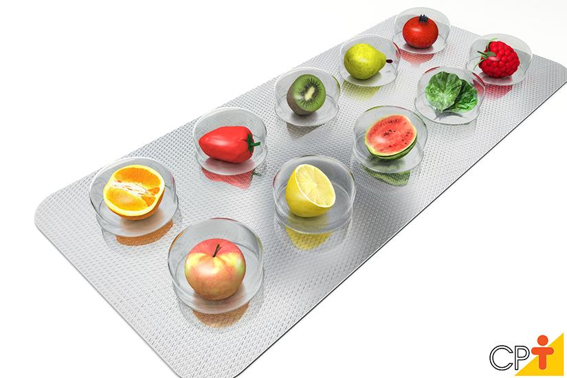 Alimentos com funções medicinais