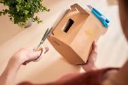 Vai fazer caixas artesanais para presentes? Atente-se ao tipo de papel!