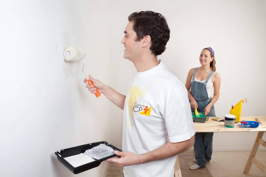Vai repaginar as paredes da casa? Veja o que você vai precisar!   Artigos Cursos CPT