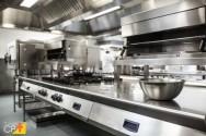 Monte cozinha industrial em casa e ganhe dinheiro