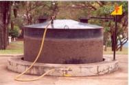 Biodigestor produz energia e fertilizantes a partir de dejetos