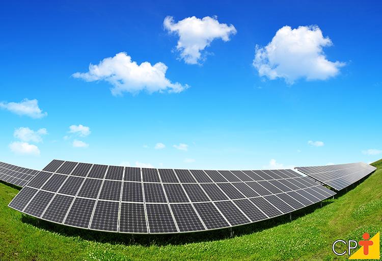Placas energia solar
