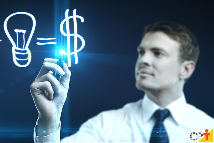 Ideia de negócio - imagem ilustrativa