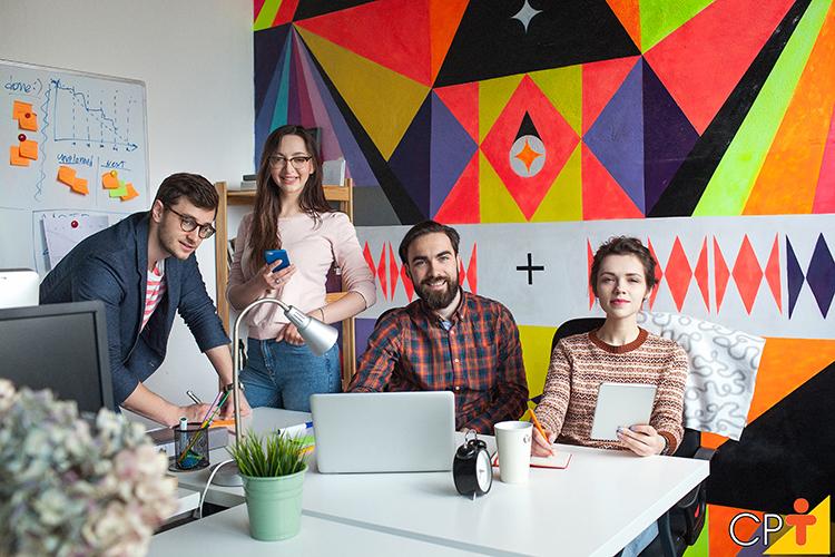 Cultura organizacional - imagem ilustrativa