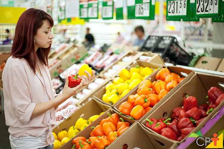 Minimercado - imagem ilustrativa