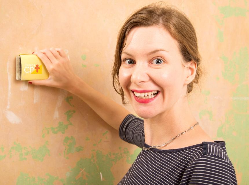 De pintor para pintor: não deixe vestígios de sua passagem!   Artigos Cursos CPT