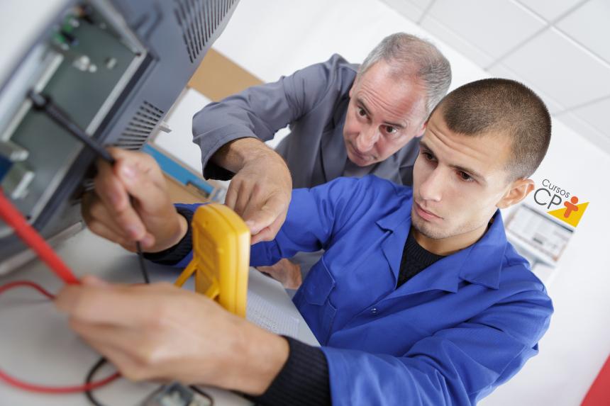 Estudando a eletricidade? Dicas sobre medição da Corrente Contínua   Dicas cursos CPT