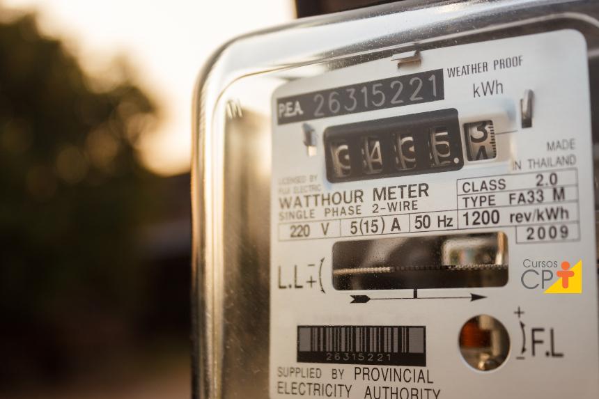 Você sabe como é feita a medição de consumo de energia elétrica?   Artigos CPT