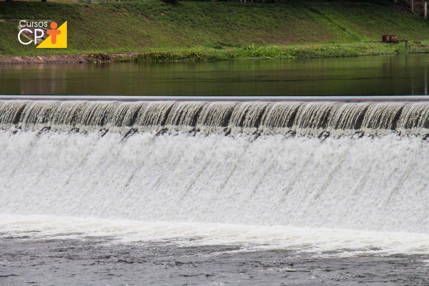Você sabe como funciona uma usina hidrelétrica?   Artigos Cursos CPT