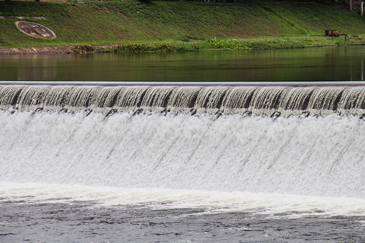 Barragem - imagem ilustrativa