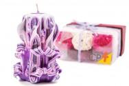 Posso fabricar velas artesanais dentro de casa?