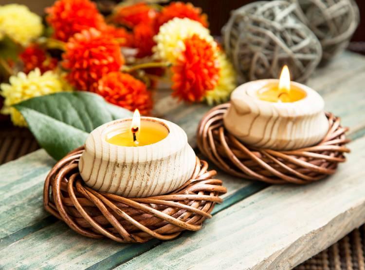 Como fazer velas decorativas para vender