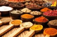 8 especiarias benéficas à saúde humana