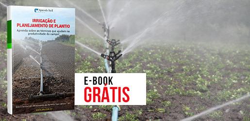 Irrigação e Planejamento de Plantio