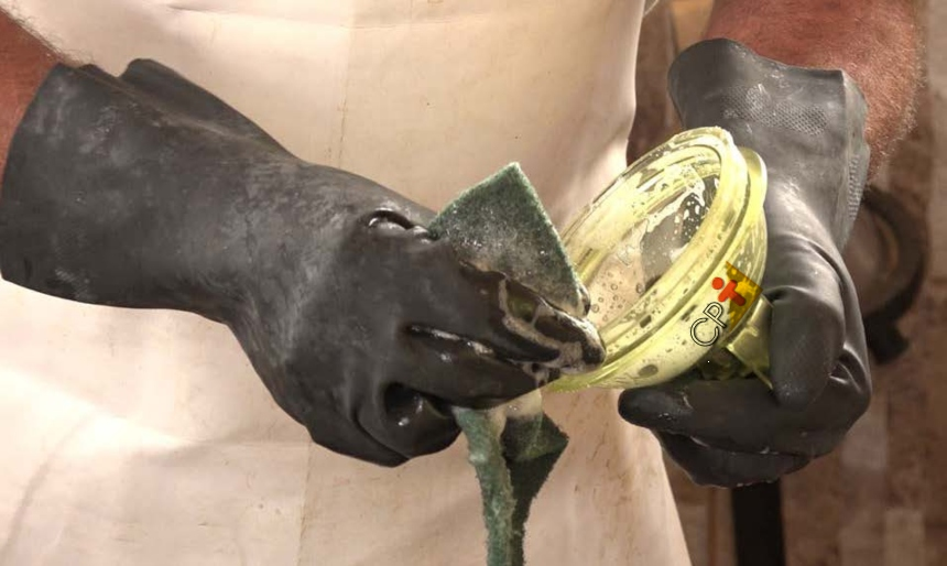 Higienização manual dos equipamentos de ordenha segundo a IN 77   CPT