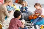 Múltiplos benefícios da musicalização infantil