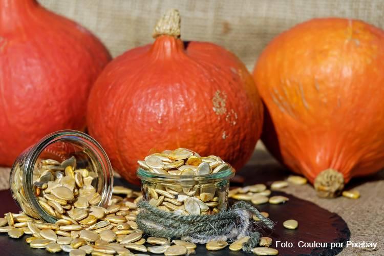 Consumir sementes de abóbora faz bem à saúde?