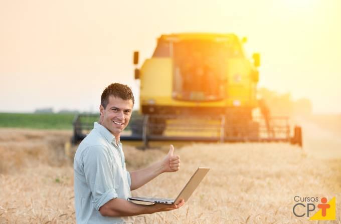 Vantagens da agricultura de precisão para o agronegócio
