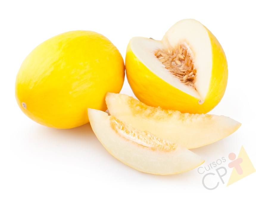 Fruta de mercado comercial garantido? Melão!   Artigos CPT