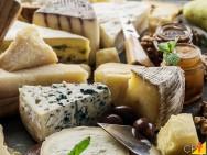 Quais os queijos mais consumidos no Brasil?