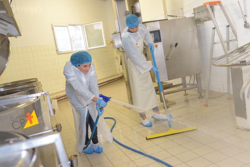 Princípios Básicos de Higienização para Indústrias de Alimentos   Artigos CPT