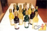 O segredo do licor artesanal de boa qualidade está na perfeita combinação entre o princípio aromático, o álcool e o açúcar.