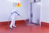 Etapas do procedimento de higienização em indústrias de alimentos