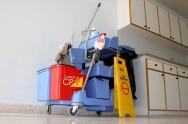 Sequências do procedimento de higienização em indústrias de alimentos