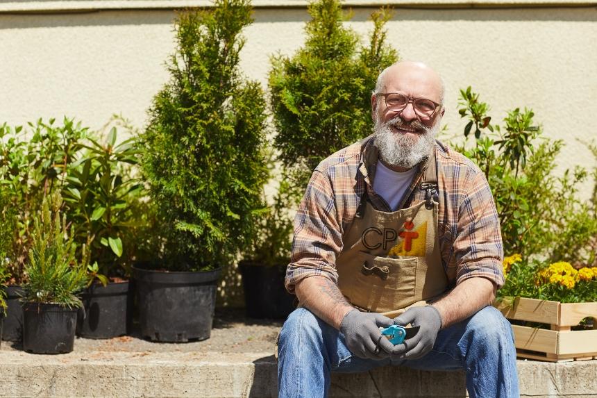 Antes de comprar as mudas para o seu jardim, veja se são adequadas para o tipo de solo    CPT