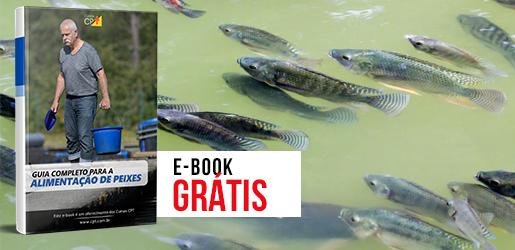 E-book Guia Completo para Alimentação de Peixes