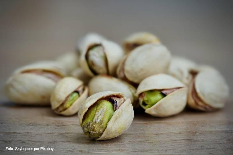 Plantio de pistache com mudas enxertadas