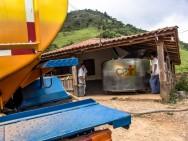 Tanque de expansão e sala de resfriamento de leite: cuidados essenciais