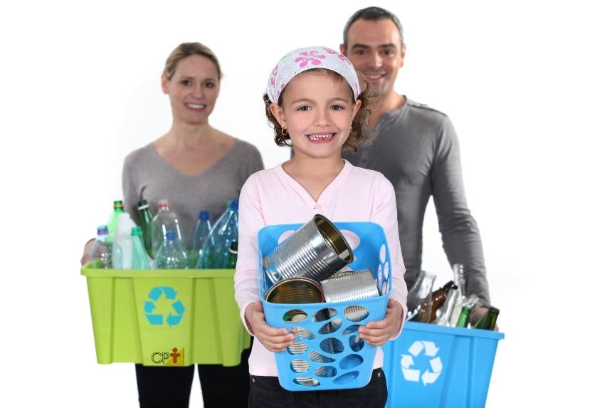 Quais são os componentes recicláveis do lixo?   Artigos CPT